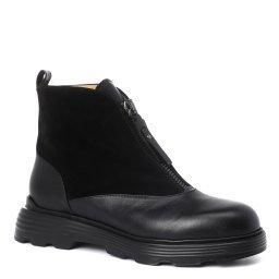 Ботинки W358 черный GIOVANNI FABIANI