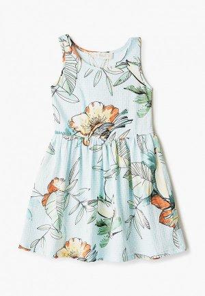 Сорочка ночная Hays. Цвет: голубой