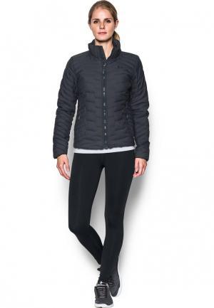 Куртка утепленная Under Armour UA CGR Jacket. Цвет: серый