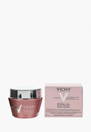 Бальзам для лица Vichy Ночной легкий восстановления качества кожи Idealia Skin Sleep 50 мл