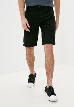 Шорты джинсовые Hugo 634/S. Цвет: черный