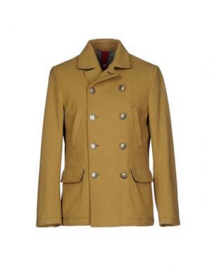 Пальто AT.P.CO. Цвет: хаки