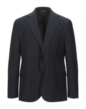 Пиджак BRIAN DALES. Цвет: темно-синий