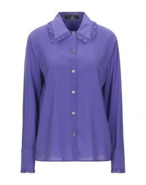 Pубашка COMPAGNIA ITALIANA. Цвет: фиолетовый