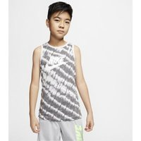 Майка с принтом тай-дай для мальчиков школьного возраста Sportswear Nike