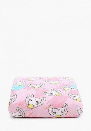 Одеяло детское Крошка Я Мистер Хрю. Цвет: розовый