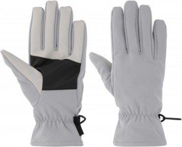 Перчатки , размер 7 Merrell. Цвет: серый