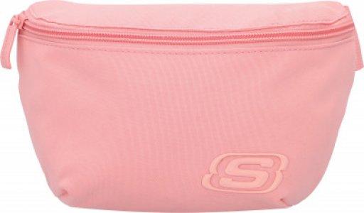 Сумка на пояс женская Skechers. Цвет: розовый