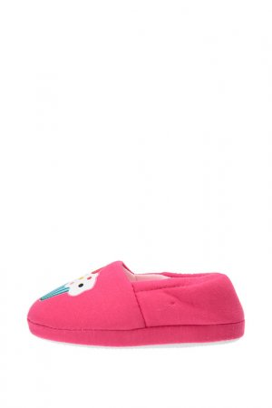 Тапочки PlayToday. Цвет: розовый