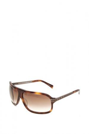 Очки солнцезащитные с линзами John Richmond. Цвет: 02 медный