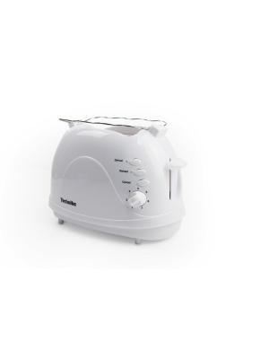 Тостер Электрический 3600 TECHNIKA. Цвет: белый