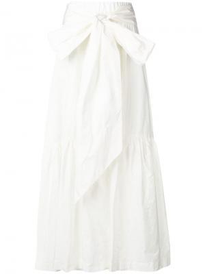 Ярусная юбка макси P.A.R.O.S.H.