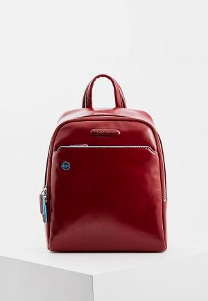 Рюкзак Piquadro BLUE SQUARE. Цвет: бордовый