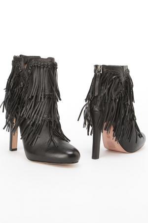 Ботинки Jean-Michel Cazabat. Цвет: черный