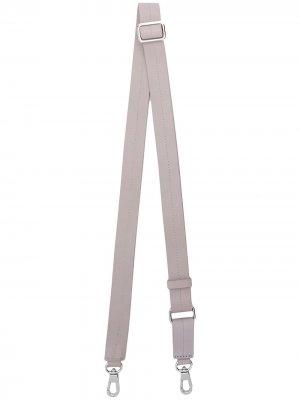 Ремень для сумки Troubadour. Цвет: серый