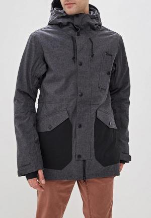 Куртка горнолыжная Billabong ADVERSARY. Цвет: серый
