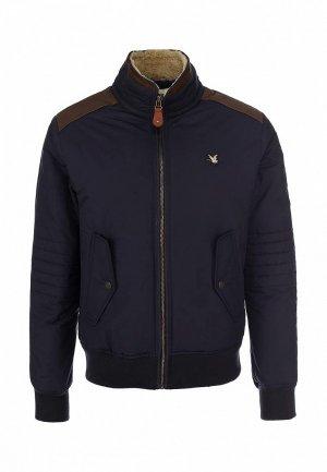 Утепленная куртка Chevignon CH004EMKF892. Цвет: синий