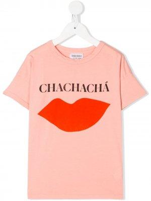 ChaChaChá T-shirt Bobo Choses. Цвет: розовый