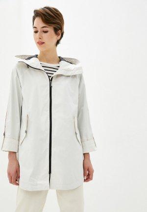 Ветровка Dixi-Coat. Цвет: белый