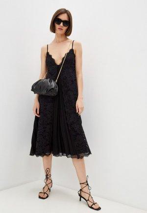 Платье Ermanno Firenze. Цвет: черный