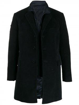 Пальто Benjamin со съемной подкладкой-жилетом Fay