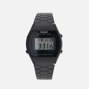 Наручные часы Collection B640WB-1A CASIO. Цвет: чёрный