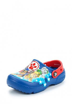 Сабо Crocs FunLab Paw Patrol Clogs PS B. Цвет: синий