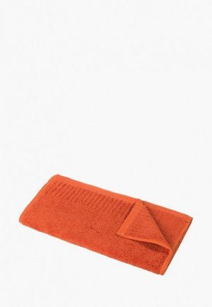 Полотенце El Casa 35х75. Цвет: оранжевый