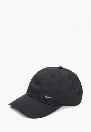 Бейсболка Nike HERITAGE86 KIDS ADJUSTABLE HAT. Цвет: черный
