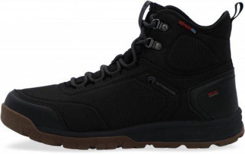 Ботинки мужские Lightstep MID, размер 44 Outventure. Цвет: черный
