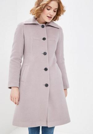 Пальто Doroteya. Цвет: серый