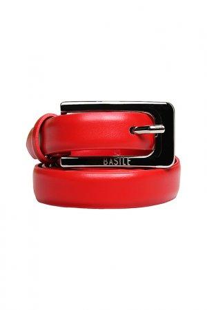 Ремень Basile. Цвет: красный