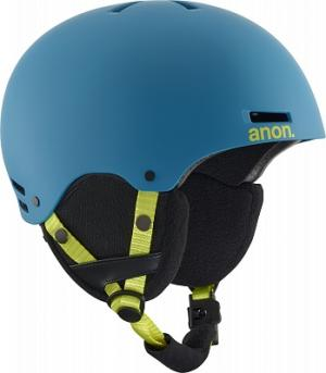 Шлем детский Rime Anon. Цвет: голубой