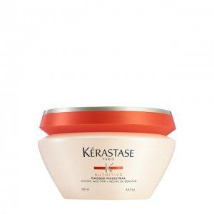 Маска для очень сухих волос Nutritive Magistral Kerastase. Цвет: бесцветный