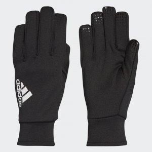 Перчатки Fieldplayer Performance adidas. Цвет: черный