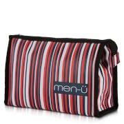 Косметичка в полоску Stripes Toiletry Bag – Blue/Red/White men-ü