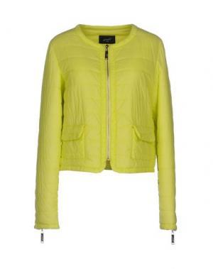 Куртка G.SEL. Цвет: кислотно-зеленый