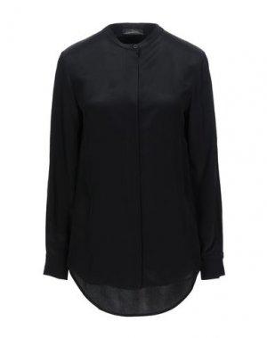 Pубашка SOALLURE. Цвет: черный
