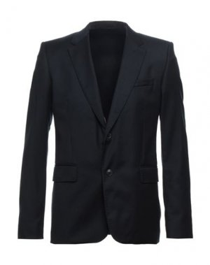 Пиджак AMI ALEXANDRE MATTIUSSI. Цвет: темно-синий