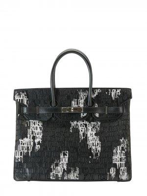 Hermès Birkin tote bag Jay Ahr. Цвет: черный