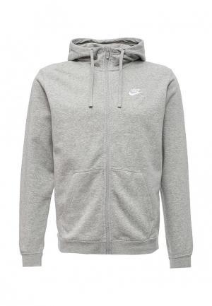 Толстовка Nike Mens Sportswear Hoodie. Цвет: серый