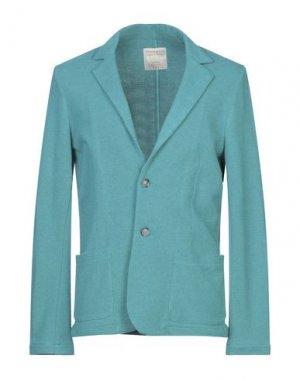Пиджак KAOS. Цвет: изумрудно-зеленый