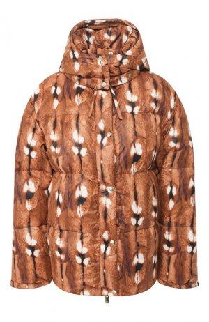 Пуховая куртка By Malene Birger. Цвет: бежевый