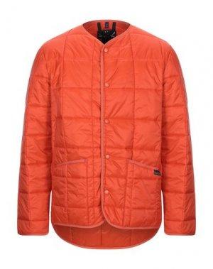 Куртка LAVENHAM. Цвет: оранжевый