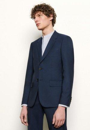 Пиджак Sandro. Цвет: синий