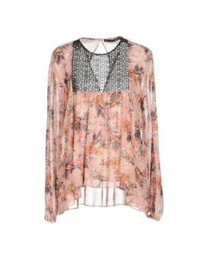 Блузка ANNARITA N. Цвет: пастельно-розовый