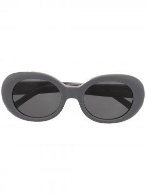 Солнцезащитные очки Kurt AMBUSH. Цвет: серый