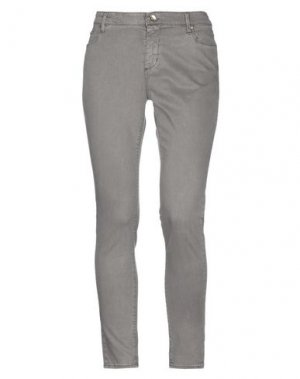 Повседневные брюки GAS. Цвет: серый