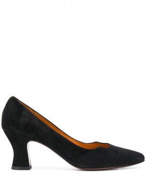 Туфли-лодочки Vorna с заостренным носком Chie Mihara. Цвет: черный