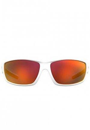 Солнцезащитные очки POLAROID SPORT. Цвет: белый